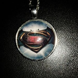 Other - Superman Necklace